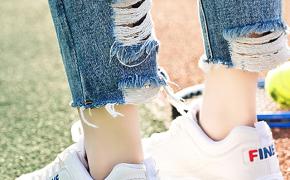 淘宝集运转运到澳大利亚女运动鞋 原宿风 百搭 春季 韩版 新款