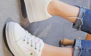 淘宝集运转运到澳大利亚小白鞋 皮面 同款 原宿 百搭 潮流 春季 韩版 新款