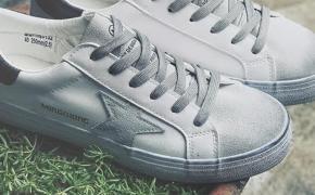 淘宝集运转运到澳大利亚小脏鞋 做旧 星星 情侣 潮流 春秋 韩版