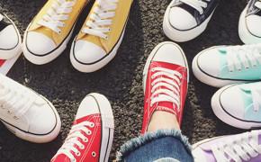 淘宝集运转运到荷兰情侣帆布鞋 经典款 平底 百搭 新款 春季 韩版
