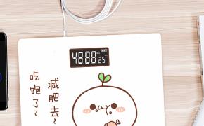 淘宝集运转运到日本卡通体重秤 人体 精准 成人 家用 可爱