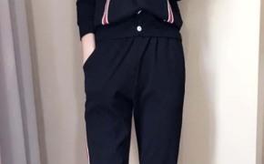 淘宝集运转运到德国时尚套装 运动服 时尚 女士 春秋 秋季 新款