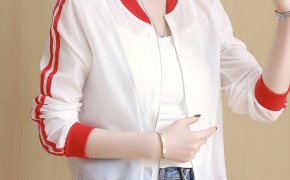 淘宝集运转运到意大利防晒衣女短款2018夏季新款薄款夹克衫小外套百搭开衫防紫外线外搭