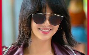 淘宝集运转运到荷兰带着爸爸去留学辛芷蕾林飒同款韩版太阳眼镜女明星刘涛墨镜防晒潮