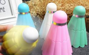 淘宝集运转运到韩国创意羽毛球usb风扇学生便携小风扇儿童手拿随身创意迷你充电风扇