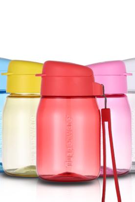 日本国内快递到特百惠水杯350ml嘟嘟cc企鹅杯学生男女塑料可爱便携儿童随手杯子时效