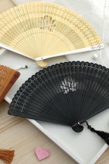邮多多淘宝集运转运手工扇子女古风折扇女式中国风礼品舞蹈扇日式和风小扇迷你旗袍扇