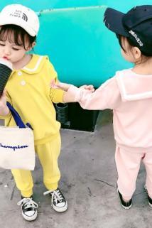 邮多多淘宝集运转运儿童套装一3半岁小女童两件套春秋幼儿衣服婴儿洋气1-2女宝宝秋装