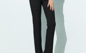 淘宝集运转运到加拿大艾尚臣新款职业西裤女修身直筒裤正装韩版女士女装气质长裤西装裤