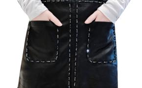 淘宝集运转运到英国性感个性包臀半身裙2019秋季新款网红时尚百搭女士超纤皮裙韩版裙