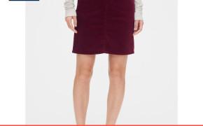 淘宝集运转运到日本Gap女装迷你时尚半身裙春513962  纯色简约包臀短裙气质女士裙子