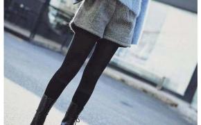 淘宝集运转运到意大利宽松百搭女士超短裤女冬外穿毛呢靴裤修身阔腿休闲学生韩版大码