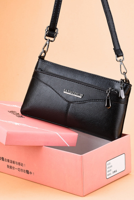 韩国国内快递到中年女包妈妈包2020新款时尚女士单肩斜挎小包手机包百搭买菜包包时效