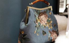淘宝集运转运到韩国旗袍包包女士2019新款手提气质端庄大气中国风优雅百搭配古风包