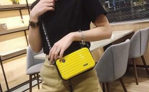 淘宝集运转运到新西兰皮箱小包斜跨单肩腰包背包挎包手机网红旅行女士正方形热卖小包包