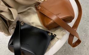 淘宝集运转运到意大利洋气小包包女2019新款潮韩版百搭质感斜挎包复古时尚单肩包水桶包