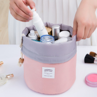 华人代购转运希腊圆筒式大容量旅行洗漱包 旅游女士化妆包 韩国大容量化妆袋 包邮