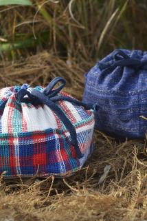 邮多多淘宝集运转运丹凤:手工织布手工包包抽带茶壶包收纳包茶具包装袋化妆包便当包