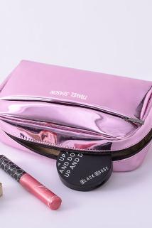 邮多多淘宝集运转运化妆包网红小号便携韩国简约大容量多功能少女旅行随身可爱收纳袋