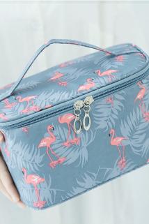 邮多多淘宝集运转运化妆包精致时尚高档化妆包可爱日系 韩国化妆包专柜赠品 大牌