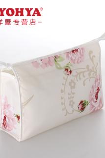 邮多多淘宝集运转运TAYOHYA多样屋正品 卫浴洗漱化妆包收纳包长方形手包式防水涤纶