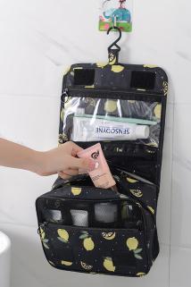 邮多多淘宝集运转运旅行网红化妆包大容量韩国简约小号女便携防水手提洗漱包收纳品袋