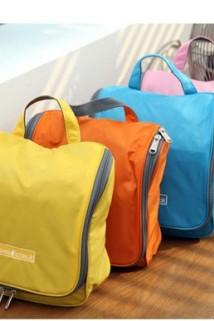 邮多多淘宝集运转运韩国洗漱包袋 时尚旅行防水洗漱袋 出差旅行套装收纳化妆包