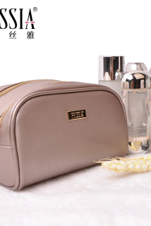 邮多多淘宝集运转运派丽丝雅 双拉链化妆包 大容量 差旅洗漱包 化妆品收纳包防水