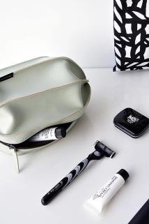 邮多多淘宝集运转运EDITOR01 URBAN FOREST仙人掌旅行便携化妆包折叠收纳神器防水