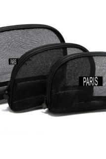 邮多多淘宝集运转运大好货!松本公司2019新款欧洲站高端化妆包手拿女包3种尺寸礼物