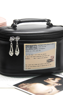 邮多多淘宝集运转运网红化妆包大容量便携男女出差旅行ins风超火手提化妆箱品收纳盒