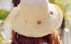 淘宝集运转运到西班牙韩版女士渔夫帽防紫外线草帽夏季遮脸太阳帽沙滩防晒遮阳帽帽子女